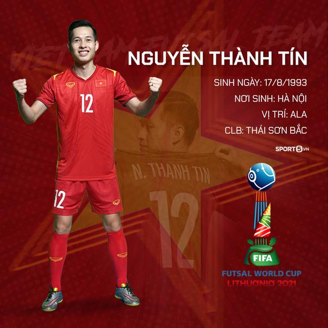 Tiến lên, những chiến binh áo đỏ của ĐT futsal Việt Nam! - ảnh 9