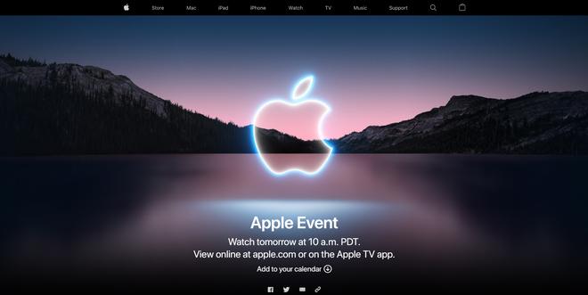 Cách xem trực tiếp sự kiện ra mắt iPhone 13 vào 0h đêm nay! - ảnh 3