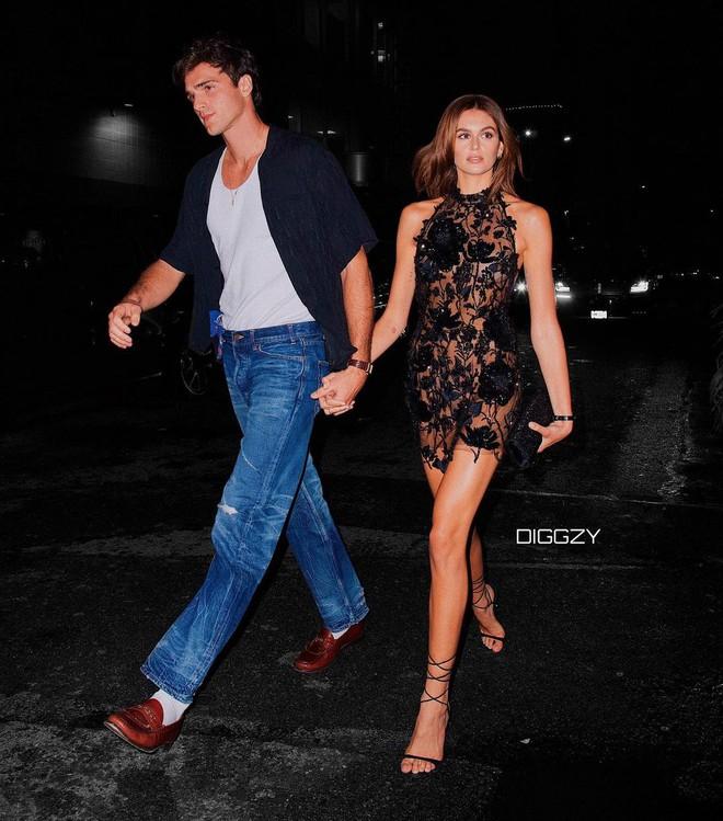 """Dàn sao """"xả đồ"""" dự tiệc hậu Met Gala: Kendall Jenner mặc thoáng hơn nhưng o ép vòng 1, Rosé vẫn một sắc đen, ơn giời mặt Kim Kardashian đây rồi - Ảnh 6."""