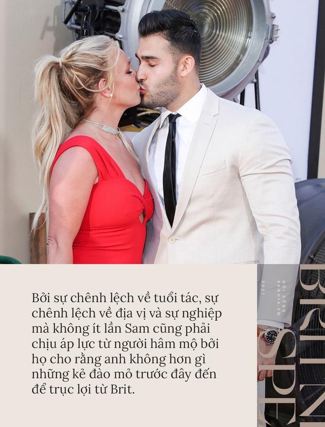 Britney Spears đính hôn cùng Sam Asghari: Tình yêu không cứu giúp nhưng sẽ nắm tay trong lúc bạn tự cứu chính mình - ảnh 3