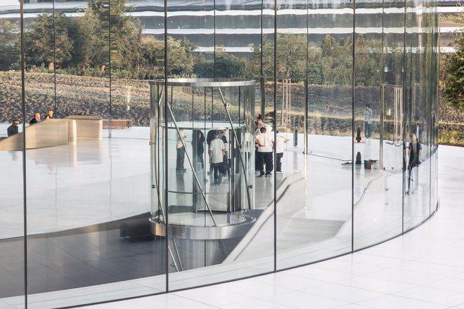 Cận cảnh Apple Park: Văn phòng đẹp nhất thế giới trị giá 5 tỷ USD, nơi tổ chức buổi ra mắt iPhone 13 đêm nay! - ảnh 12