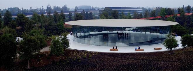 Cận cảnh Apple Park: Văn phòng đẹp nhất thế giới trị giá 5 tỷ USD, nơi tổ chức buổi ra mắt iPhone 13 đêm nay! - ảnh 4