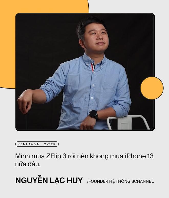 Trước giờ ra mắt iPhone 13, trai xinh gái đẹp làng công nghệ nói gì về siêu phẩm này? - ảnh 4