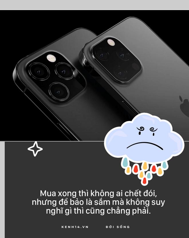 Mấy năm trước cứ iPhone mới nhất ra là quất liền tay, năm nay thì thôi tới cái nịt cũng không còn... - ảnh 2