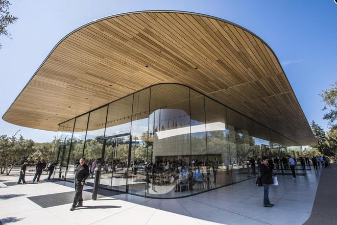 Cận cảnh Apple Park: Văn phòng đẹp nhất thế giới trị giá 5 tỷ USD, nơi tổ chức buổi ra mắt iPhone 13 đêm nay! - ảnh 14