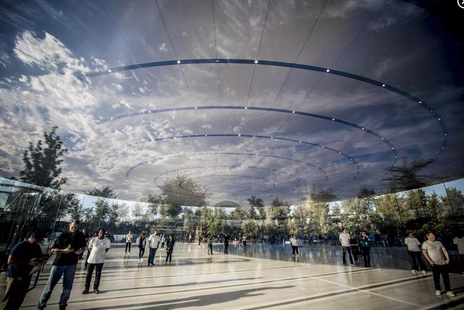 Cận cảnh Apple Park: Văn phòng đẹp nhất thế giới trị giá 5 tỷ USD, nơi tổ chức buổi ra mắt iPhone 13 đêm nay! - ảnh 15