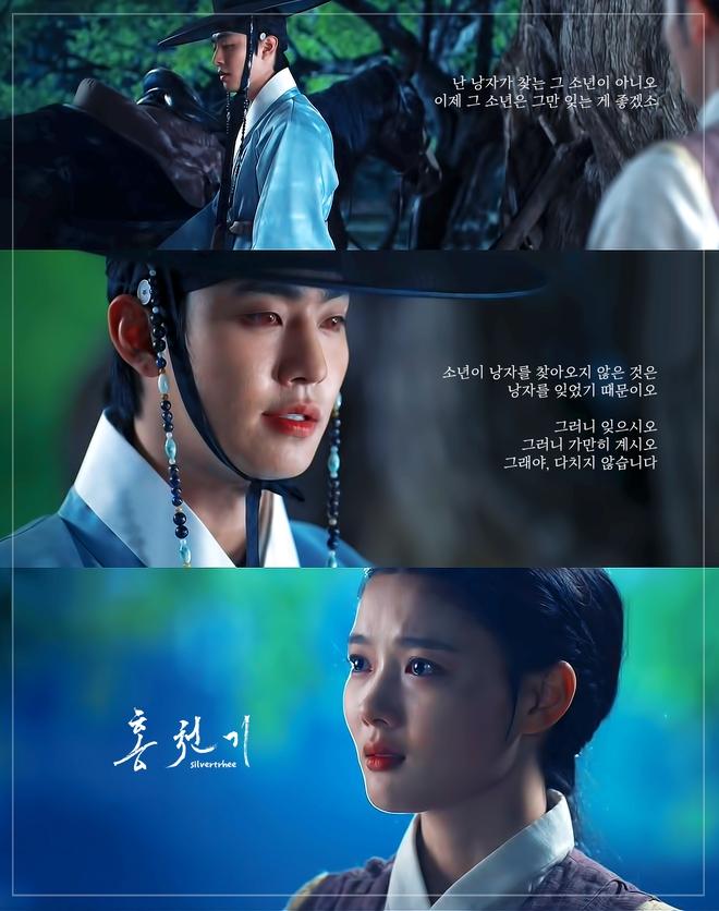 Kim Yoo Jung hôn trai đẹp cháy màn hình, rating bom tấn Hong Chun Gi lập tức cao chạm đỉnh - ảnh 4
