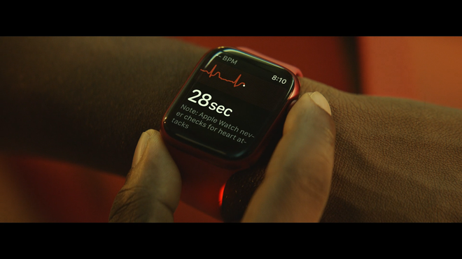 Chi tiết Apple Watch Series 7: Có 5 màu sắc, giá bán từ 199 USD - ảnh 2