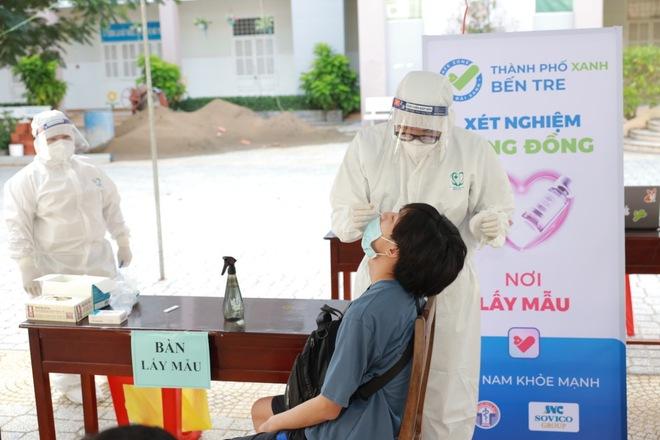 Hệ thống Việt Nam khỏe mạnh - bí quyết áp dụng công nghệ tối ưu giúp Bến Tre lập nên những pháo đài xanh mùa dịch - ảnh 7