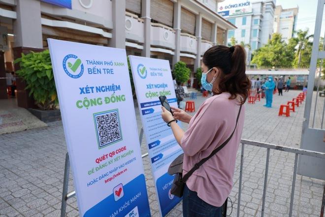 Hệ thống Việt Nam khỏe mạnh - bí quyết áp dụng công nghệ tối ưu giúp Bến Tre lập nên những pháo đài xanh mùa dịch - ảnh 6