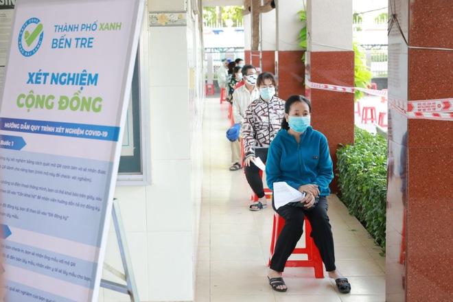 Hệ thống Việt Nam khỏe mạnh - bí quyết áp dụng công nghệ tối ưu giúp Bến Tre lập nên những pháo đài xanh mùa dịch - ảnh 10