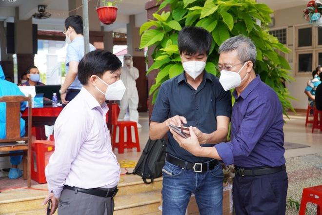 Hệ thống Việt Nam khỏe mạnh - bí quyết áp dụng công nghệ tối ưu giúp Bến Tre lập nên những pháo đài xanh mùa dịch - ảnh 9