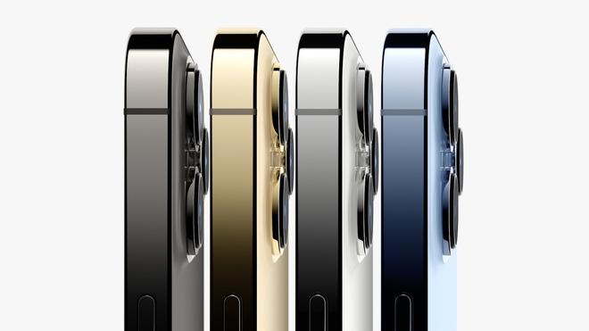 Chi tiết iPhone 13 Pro và iPhone 13 Pro Max: Thiết kế cao cấp, camera siêu xịn xò! - ảnh 1