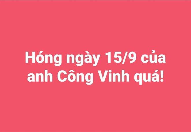 Netizen đặt lịch thông báo ngày 15/9, nhắc vợ chồng Công Vinh - Thuỷ Tiên đã đến hẹn sao kê tiền từ thiện - Ảnh 2.