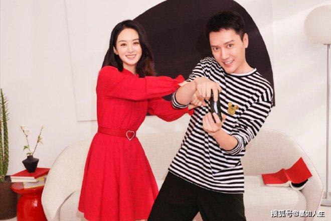 Xôn xao tin Triệu Lệ Dĩnh muốn tái hôn với Phùng Thiệu Phong, ai dè nhận được phản ứng bất ngờ từ chồng cũ? - ảnh 1