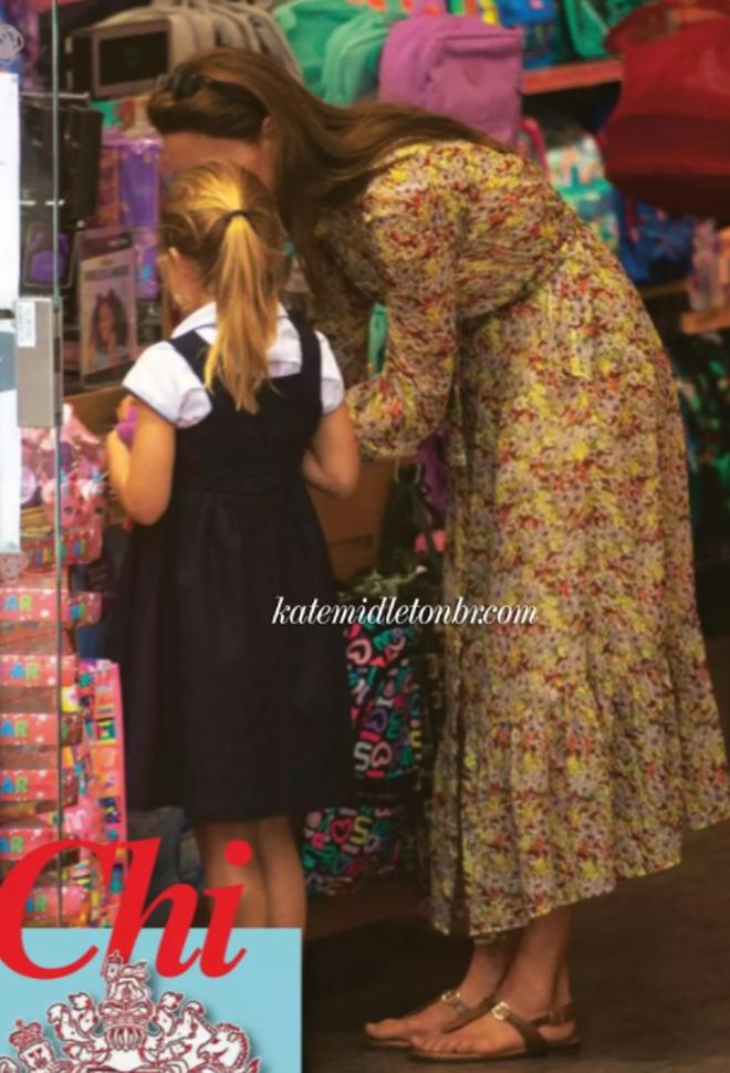 Công nương Kate lộ diện sau 60 ngày mất hút, đưa 2 con đi mua sắm với loạt cử chỉ tinh tế - ảnh 3