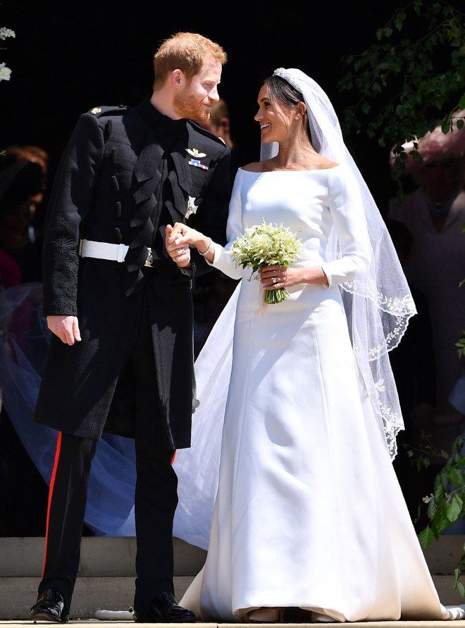 Đặt lên bàn cân Công nương Monaco và Meghan Markle: 2 nàng dâu đồng hương nhưng số phận khác nhau hoàn toàn - ảnh 4