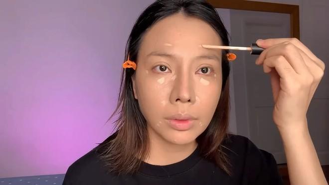 Cắt mái fail chưa chắc đã xấu, chỉ là bạn có biết makeup cao tay hay không thôi! - ảnh 1