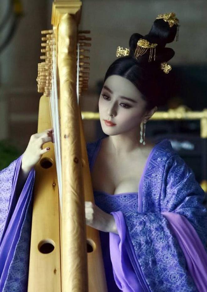"""Chuyên gia phục dựng hình ảnh thực tế của Dương quý phi, dân mạng cảm thán """"khó trách Hoàng đế từ bỏ giang sơn vì nàng"""" - ảnh 5"""