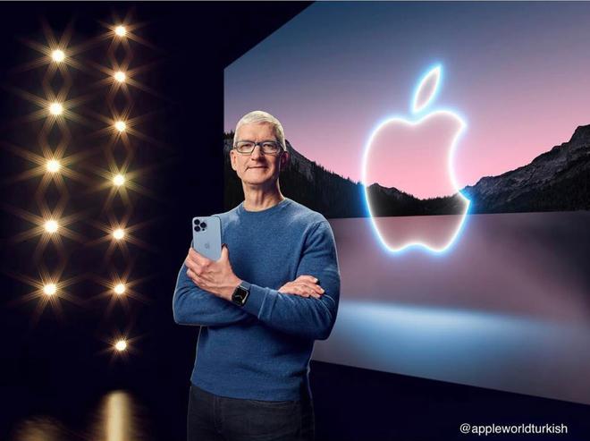 Tim Cook đăng bài chúc mừng Trung thu, nhưng lại vô tình lộ dòng iPhone đang sử dụng khiến netizen được dịp cà khịa - ảnh 3