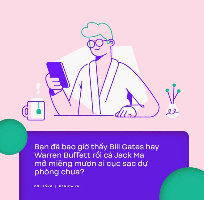6 khác biệt về cách dùng điện thoại giữa người có tiền và người không, tới cái ốp lưng cũng phản ánh điều đó? - ảnh 3