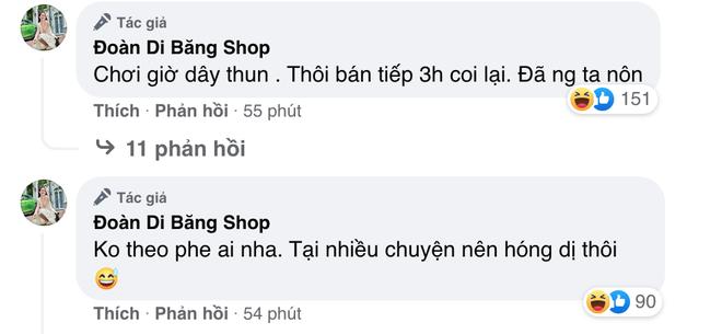 Một nữ đại gia - hàng xóm của Thuỷ Tiên ở Quận 7 tuyên bố dừng bán hàng online để hóng livestream sao kê - ảnh 4