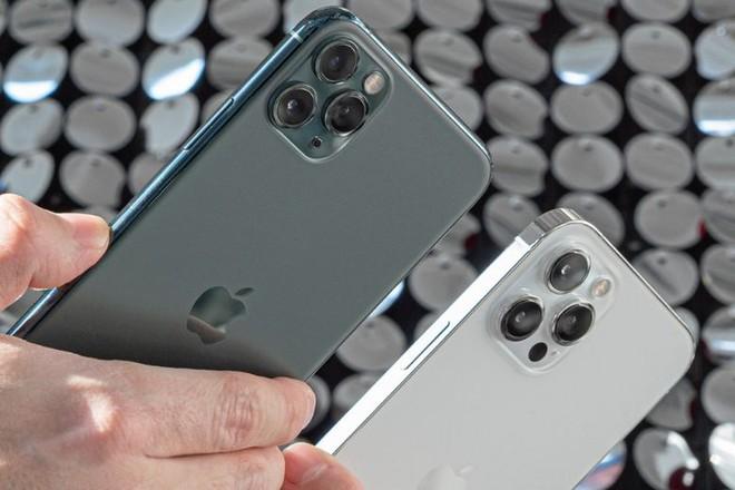 Apple đang giấu bạn một điều: iPhone 13 thua đứt iPhone 12 ở điểm này! - ảnh 3