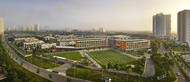 Cận cảnh khu đô thị xịn sò nơi Chủ tịch FPT dự kiến xây dựng trường học cho 1.000 em nhỏ mồ côi do Covid-19 - ảnh 7