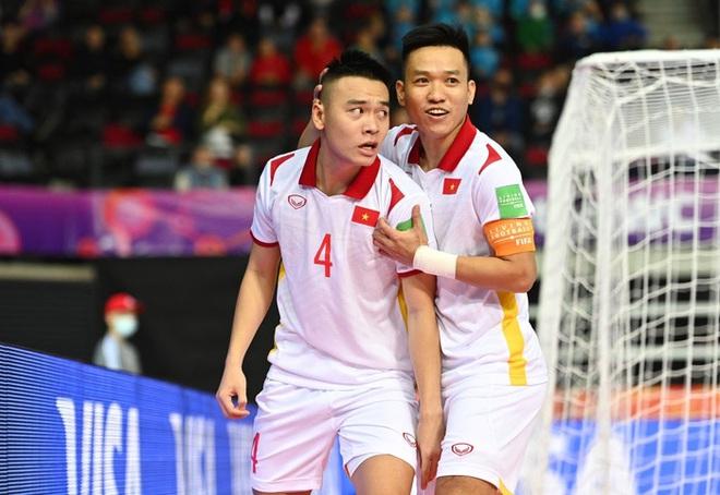 Cơ hội nào để futsal Việt Nam đi tiếp tại World Cup 2021 sau trận thắng Panama? - ảnh 1