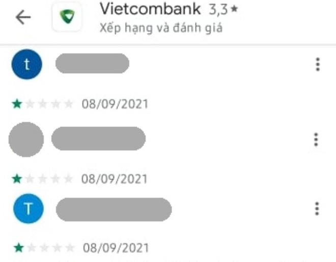 Phản cảm hành động giáng đòn 1 sao lên app Vietcombank sau livestream 18.000 trang sao kê của Công Vinh - Thuỷ Tiên - ảnh 4