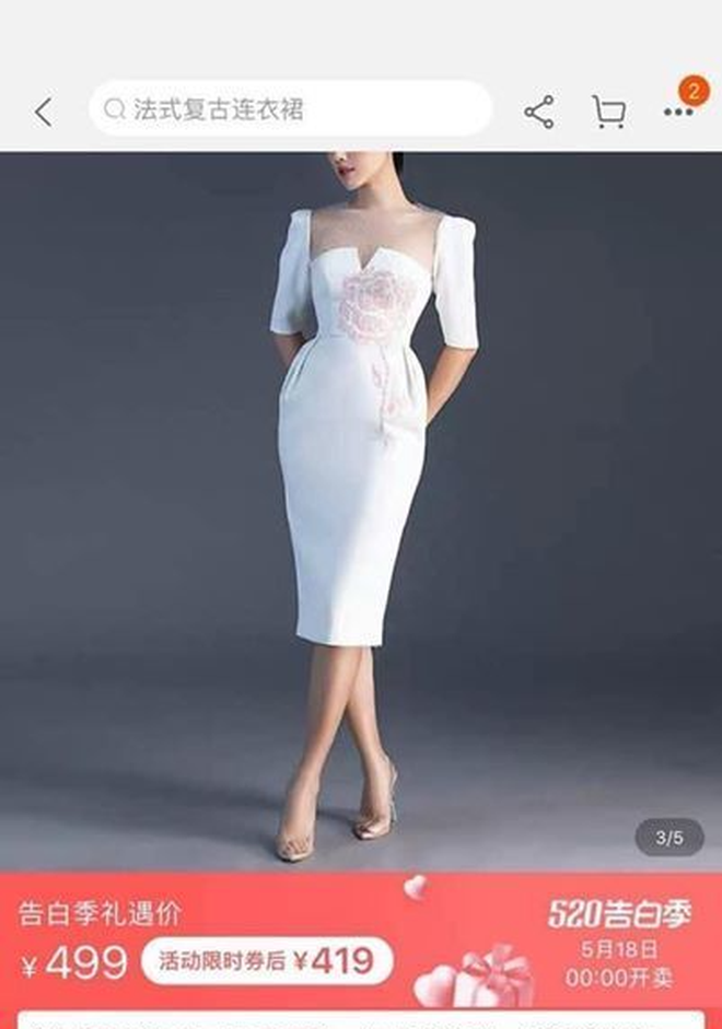 Khi váy áo được mỹ nhân Việt mặc hôm nay, hôm sau bán đầy ngoài chợ... - ảnh 8