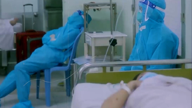 Hơn 30 sao Việt và 2 nghệ sĩ F0 xuất hiện trong MV của Châu Đăng Khoa và Sofia, cùng lan toả thông điệp tích cực giữa dịch bệnh - ảnh 6