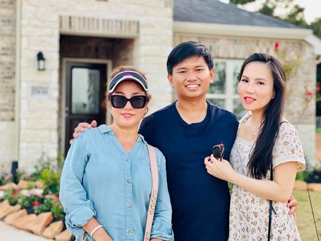 Vợ triệu phú đô la Vương Phạm: Học rất giỏi, lương cả chục nghìn USD nhưng chồng không cho đi làm - ảnh 4