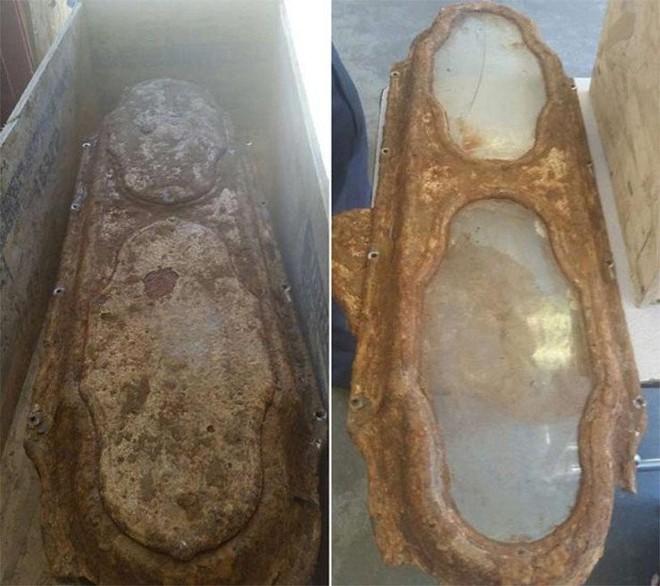 Đào quan tài kính dưới lòng đất, các nhà khoa học sửng sốt thấy bé gái vẹn nguyên như thiên thần say ngủ cùng bí mật bị chôn vùi 140 năm - ảnh 3