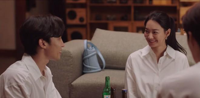 Tình địch hàng xịn của Kim Seon Ho lộ diện, chưa gì đã khiến Shin Min Ah mê tít ở Hometown Cha-Cha-Cha tập 7 - ảnh 2