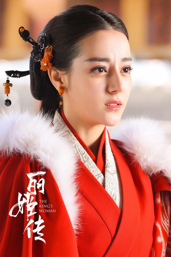 Bạch Lộc, Nhiệt Ba, Bành Tiểu Nhiễm... loạt mỹ nhân sinh ra để mặc y phục đỏ, ai nấy đều đẹp tới nao lòng - ảnh 13