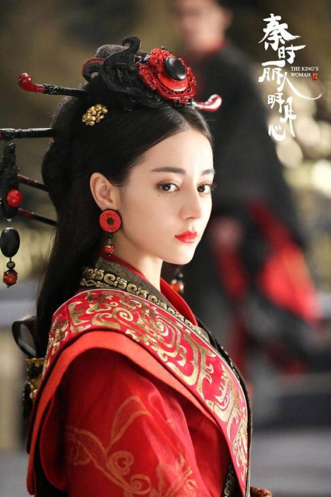 Bạch Lộc, Nhiệt Ba, Bành Tiểu Nhiễm... loạt mỹ nhân sinh ra để mặc y phục đỏ, ai nấy đều đẹp tới nao lòng - ảnh 12