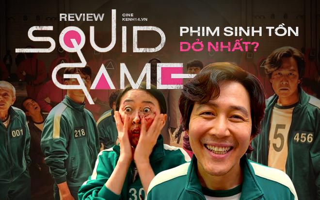 Squid Game: Chúc mừng Hàn Quốc đã tạo ra bộ phim sinh tồn dở nhất mọi thời đại - ảnh 1