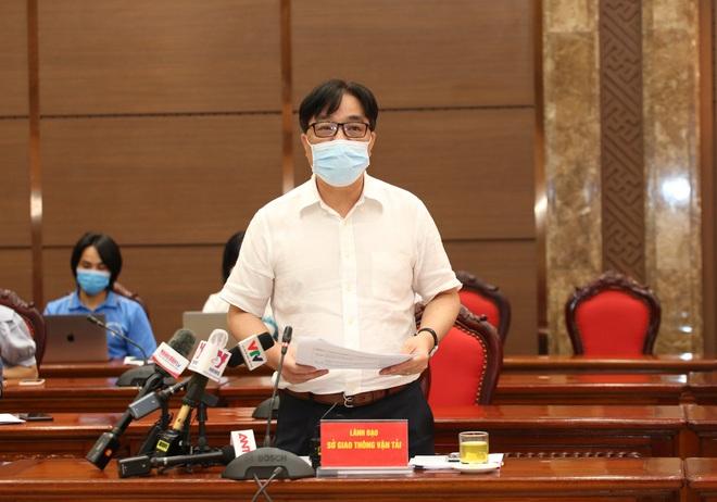 Hà Nội không cấm người từ tỉnh khác vào thành phố, vẫn duy trì 22 chốt kiểm soát tại các cửa ngõ Thủ đô - Ảnh 1.