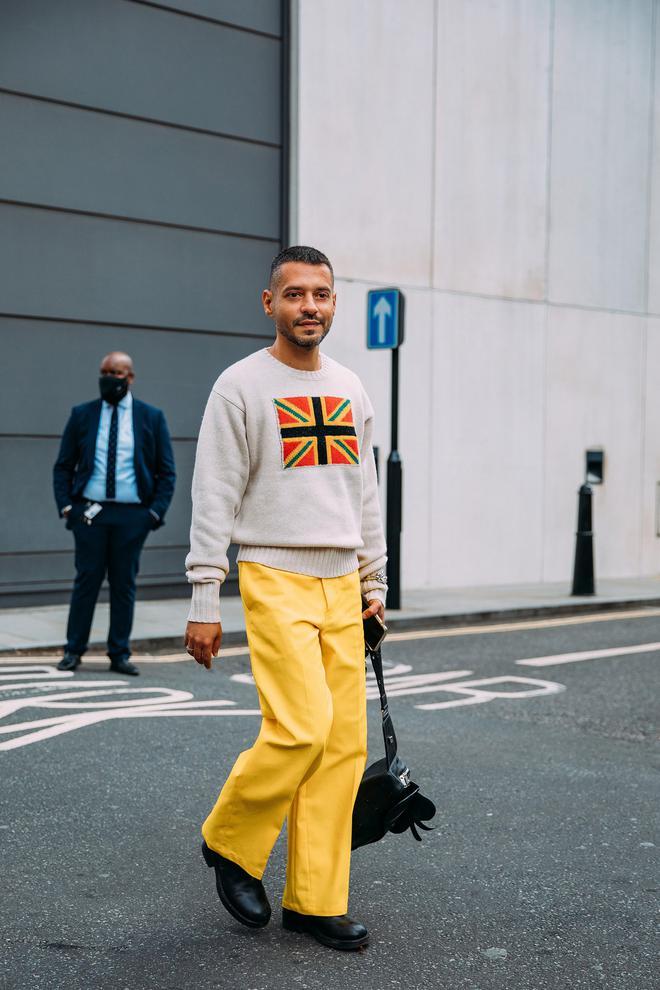 Dân tình bung lụa tại London Fashion Week: Khả năng chơi màu như phù thủy, độ chiến lên level sau 1 năm im ắng - ảnh 16