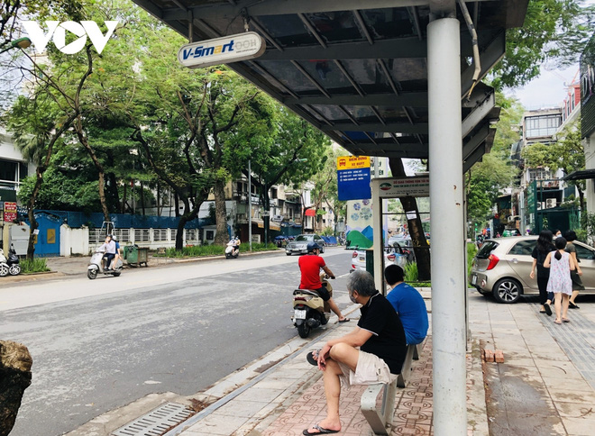 Những ai được đi xe buýt ở Hà Nội sau ngày 21/9? - ảnh 2