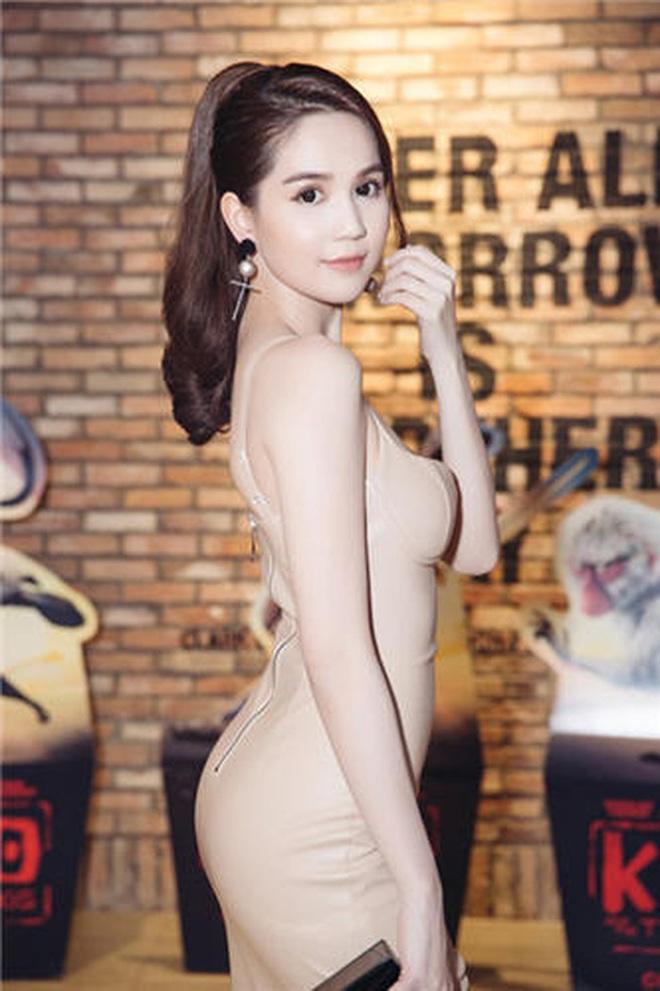 3 lần Ngọc Trinh lên báo Trung: Được ví là Angela Baby, đẹp gấp 10 lần Lâm Chí Linh, bị gán mác gợi dục trên thảm đỏ quốc tế - ảnh 4