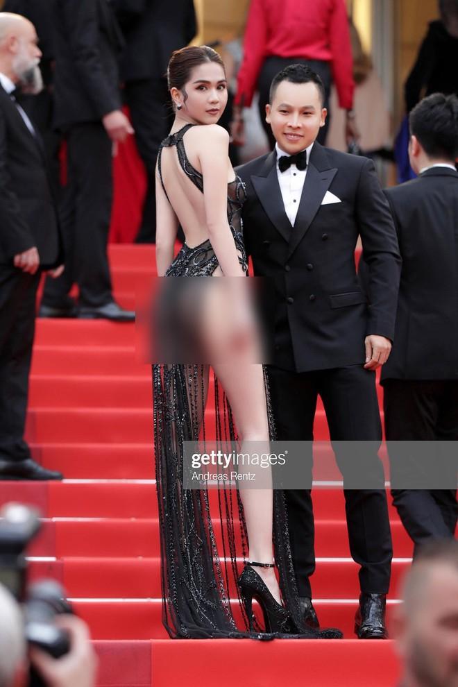 3 lần Ngọc Trinh lên báo Trung: Được ví là Angela Baby, đẹp gấp 10 lần Lâm Chí Linh, bị gán mác gợi dục trên thảm đỏ quốc tế - ảnh 14