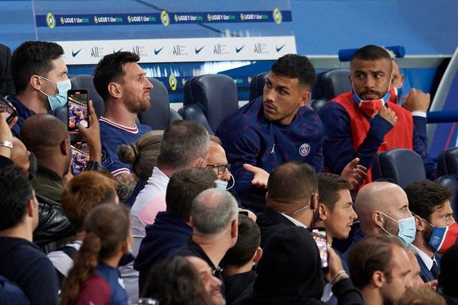 Messi dính liên hoàn phốt thái độ: Hết từ chối bắt tay với HLV rồi đến hờ hững với bàn thắng quý giá phút 90+3' của đồng đội - ảnh 1