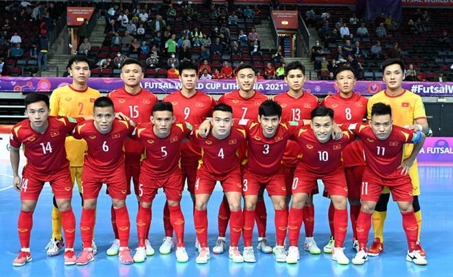 FIFA đề cao chiến tích của futsal Việt Nam vì lọt vào vòng 16 đội World Cup 2021 - ảnh 1