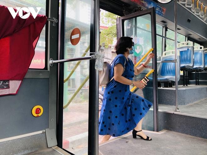 Những ai được đi xe buýt ở Hà Nội sau ngày 21/9? - ảnh 3
