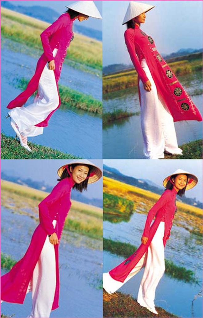 Sao ngoại mặc áo dài: Bắt vội T-ara và Angela Baby làm dâu Việt, ngoài pha mặc áo dài quên quần còn một mỹ nữ gây sốc với hành động giang hồ - ảnh 10