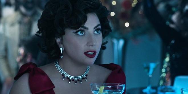 Lộ loạt ảnh mới của Lady Gaga trong vai ác nữ giết chồng nhà Gucci, vẻ đẹp lộng lẫy giống nguyên mẫu đến hú hồn! - ảnh 4