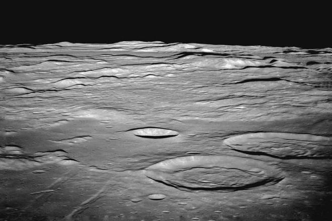 Những sự thật bất ngờ về Mặt Trăng - ảnh 2