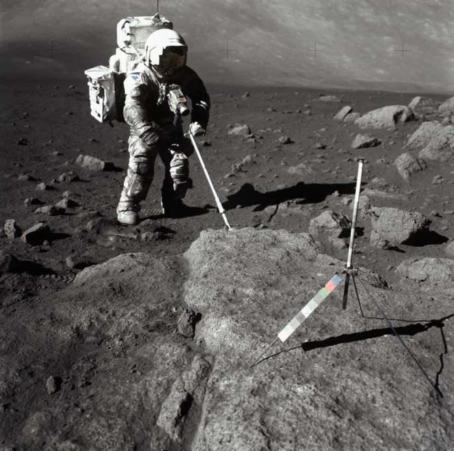Những sự thật bất ngờ về Mặt Trăng - ảnh 8